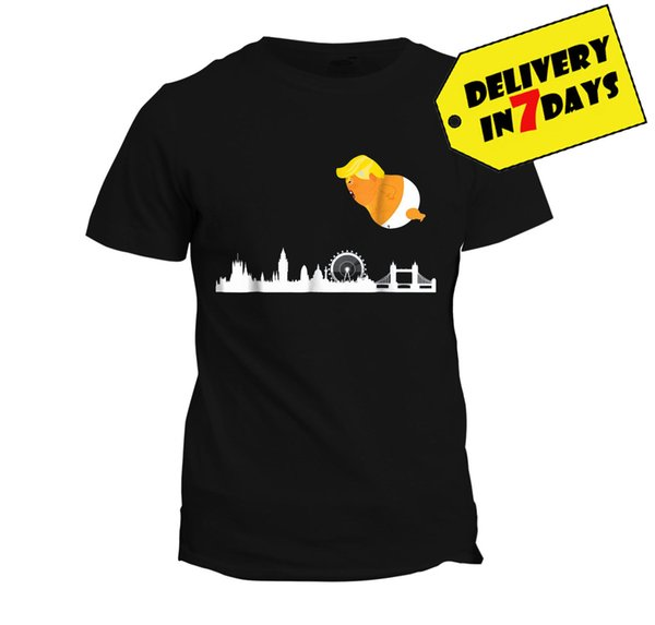 Funny Fuck Trump Comical Graphic Tee Unisex Short-Sleeve Unisex T-Shirt