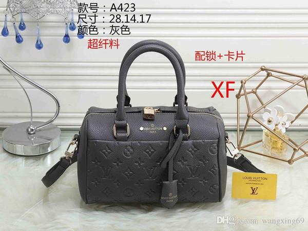 2019 Design Women's Handbag Ladies Totes Clutch Bag High Quality Classic Shoulder Bags Fashion Leather Hand Bags Mixed Order Handbags K043