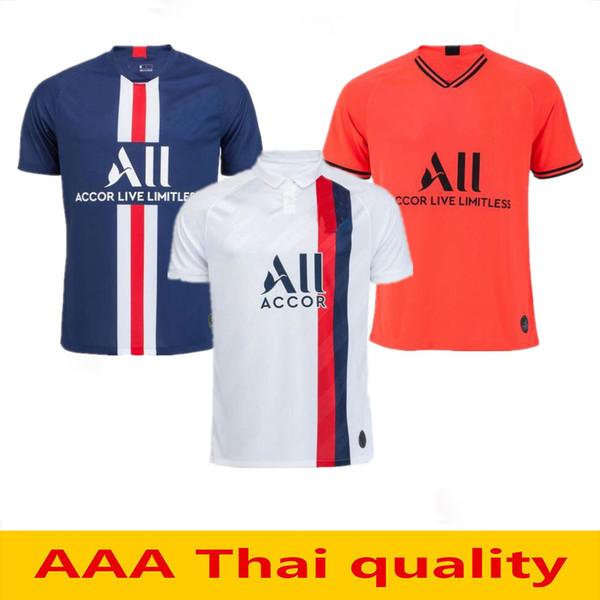 futbol kiti de ücretsiz nakliye Maillots 19 20 PSG futbol forması 2019 2020 Paris MBAPPE Icardi forması camisetas de futbol gömlek erkek çocuk setleri