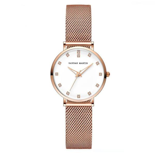 Casual-Legierung Armband-Armbanduhr-Frauen arbeiten Damen-Uhr-Legierung Analog Quarz Uhren Relojes