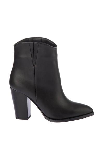 Trendyol Black Women's Boots TAKAW19BS0007