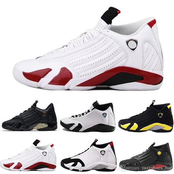 Compre Nike Air Jordan 14 AJ14 La Mejor Calidad 2019 14 Zapatos Para Hombre De 14 Años De Baloncesto De Las Mujeres Los Hombres Del Diseñador Corredor