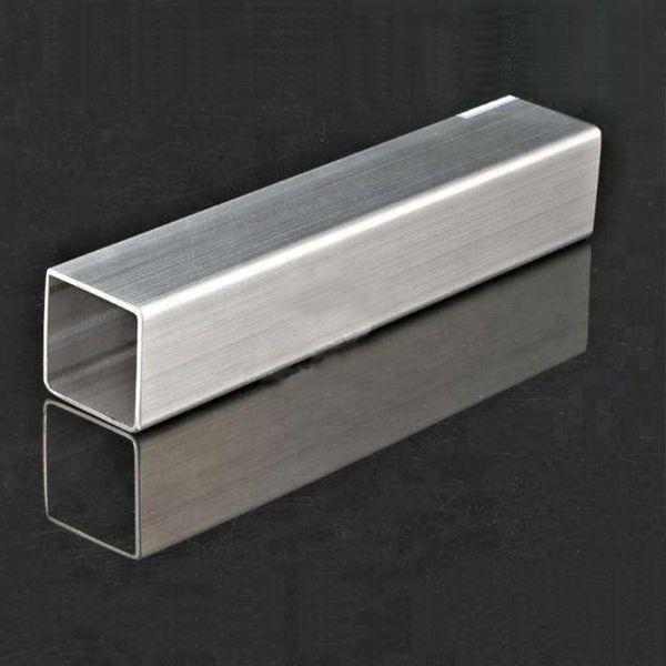 best selling ASTM B861 Grade 2 Titanium Square Octagon Tube for Sale Best price titanium rectangular square tube titanium cp tube