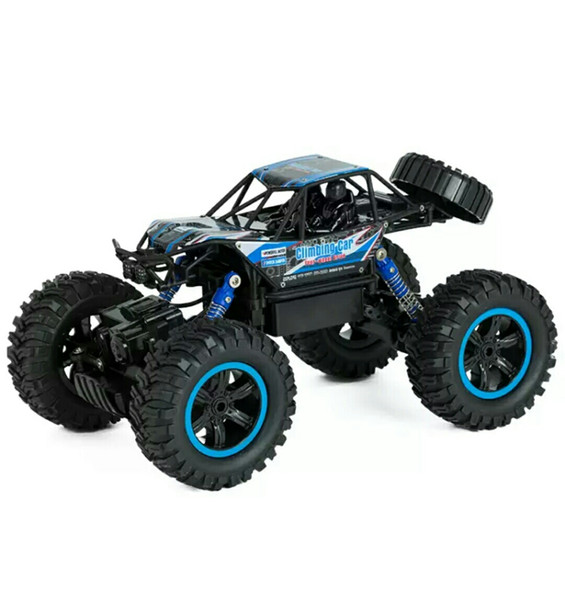 Remote Control Vehicle 1:14 Charging Remote Control Off-road Vehicle Four-wheel bicycle model First-class children's toys
