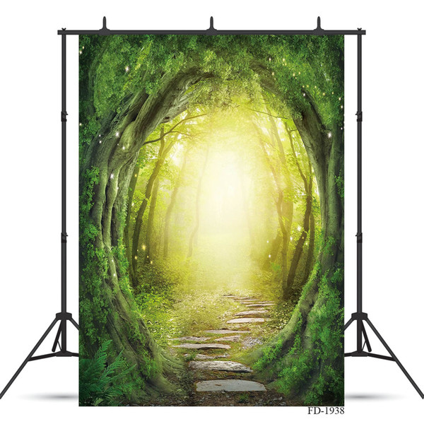 forest photography backdrops outlet backdrop sunset photo background for children cloth backgrounds photo studio