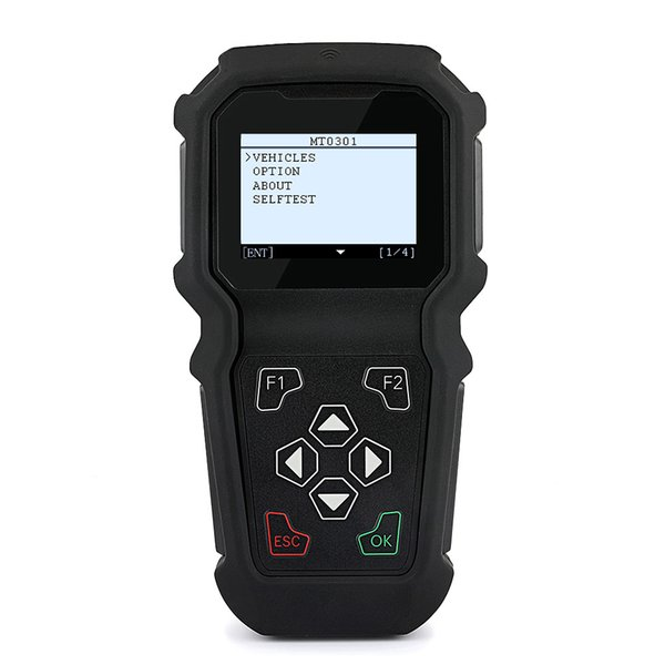OBDPROG MT301 12V and 24V Car Battery Analyzer lead-acid storage OBD2 for Cars regular flooded,EFB,GEL,AGM