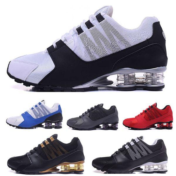 acheter pas cher 5179e 70398 Compre Nike Vapormax Air Max Airmax 38 Cores 2019 Novos Projetos Shox  Entregar Calçados Masculinos 801 809 Shox Avenida OZ NZ R4 Chaussures  Esportes ...