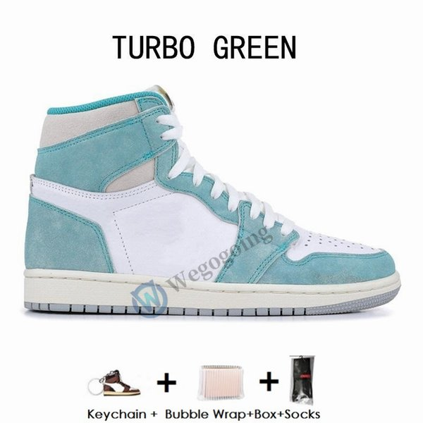 13-Turbo Green