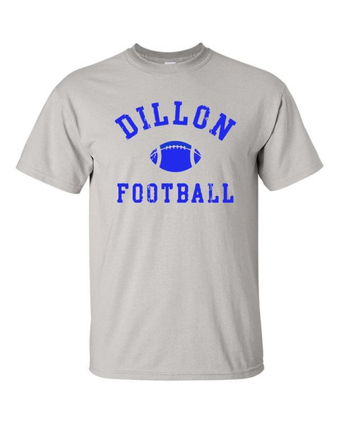 DILLON Football PANTHERS Friday Night Lights TV Show Men's Tee Shirt 472B Funny free shipping Unisex Casual Tshirt top