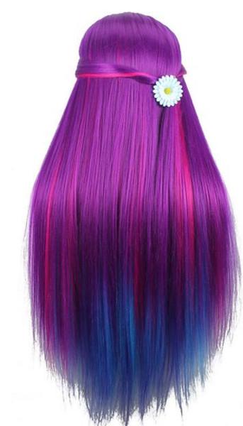 púrpura cuatro colores