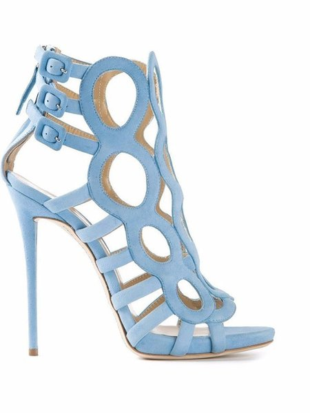 Beautiful2019 Out Hollow Рим Fine с женщиной последние модные сандалии обуви