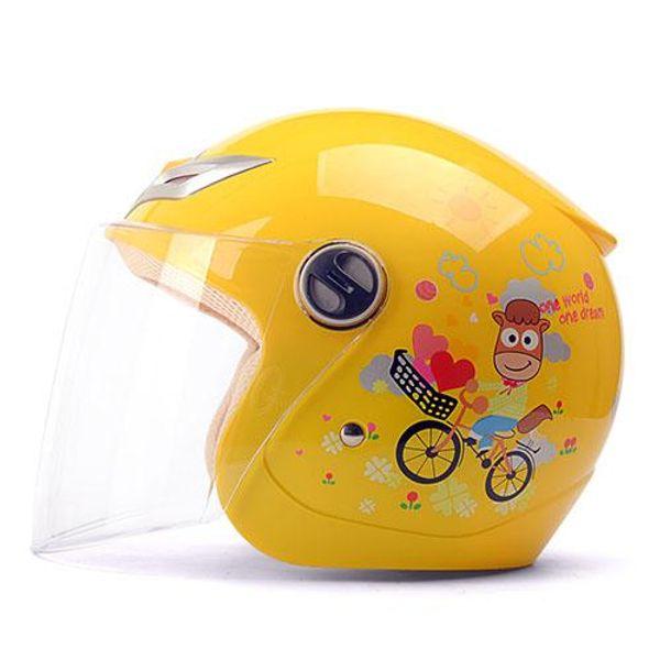 Hot sale Cute Children Motorbike Motorcycle Helmet Child Warm Comfortable Scooter Motor Safety Helmets For Kids