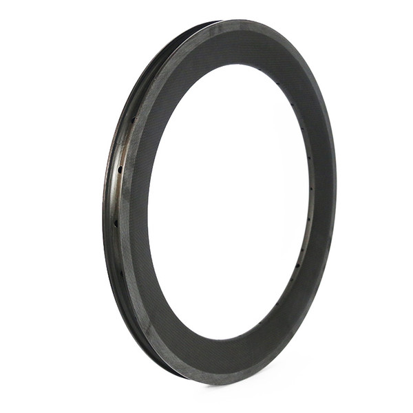Full Carbon 20'' BMX Rims UD 3K 12K Glossy/Matt Surface Basalt Brake 20-36 Holes 50mm Clincher Rims Child Bike Folding Bike Wheels