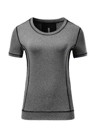 Les nouvelles femmes sexy vêtements de sport Fitness de calendrier de yoga mode beau sport robe chemise collants de jogging, hauts,
