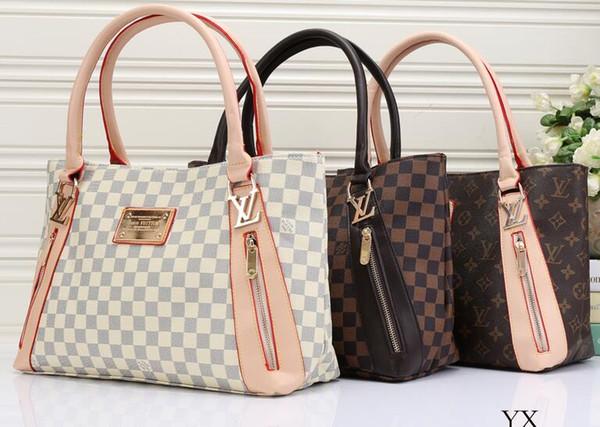 163105d36 2019 novo estilo venda quente Designer de Marca de Moda Bolsas De Couro das  mulheres Tote