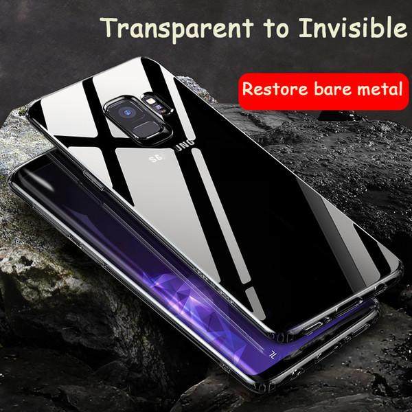 Для Samsung S9 чехол для телефона Подушка безопасности защиты от падения рукав рукав чехол для телефона высокой ультратонкий все включено поддержка 1 ШТ. Доставка / оптовая продажа