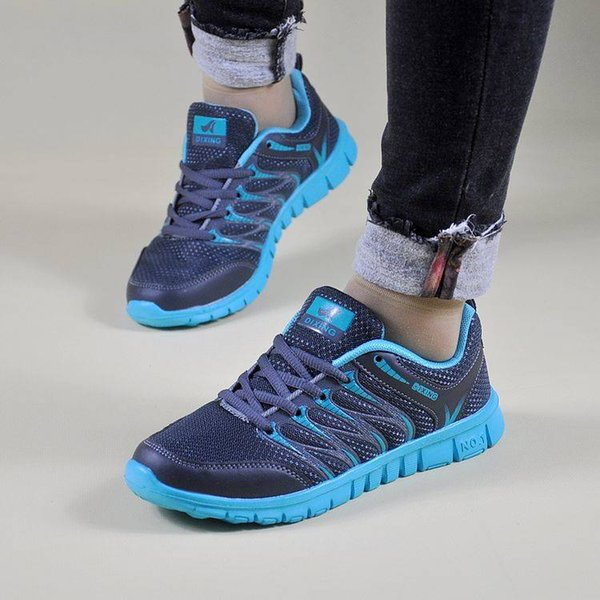 best selling Spring and autumn models breathable sports shoes Korean fashion wild running students casual tide shoes dance shoes mm
