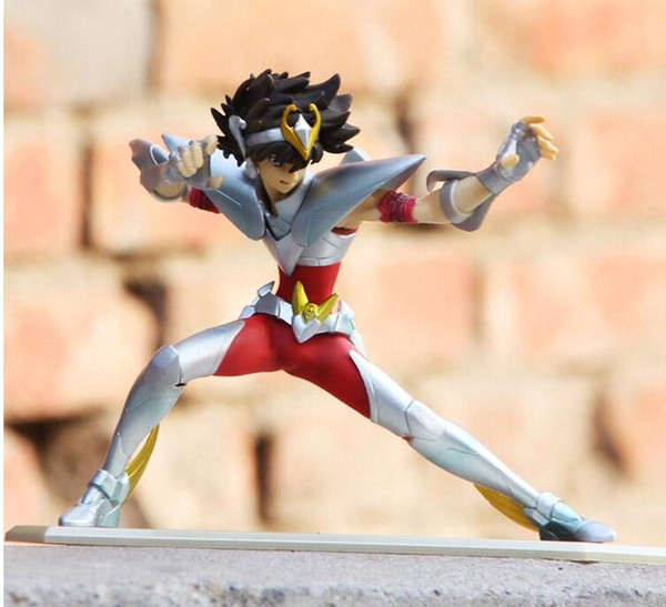 Tolles Spielzeug PTC Saint Seiya Stoff Mythos Ex Hyoga Cygnus V3 One Piece Anime Cartoon Action Figure