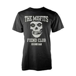 The Misfits Fiend Club Punk RoBrand Официальная футболка мужская