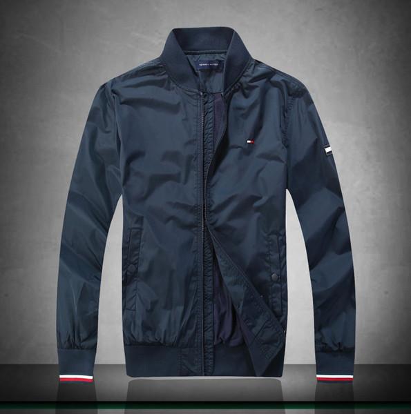 HOT 2020 Hombres Mujeres diseñadores capa de la chaqueta con capucha de manga larga de lujo de otoño de la cremallera de la marca Deportes rompevientos Ropa para Hombre más el tamaño M-XXL