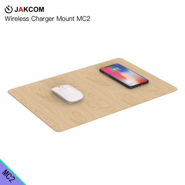 JAKCOM MC2 Wireless Mouse Pad Charger Hot Sale in Mouse Pads Wrist Rests as dz09 bowls gift set food dji phantom 4 pro