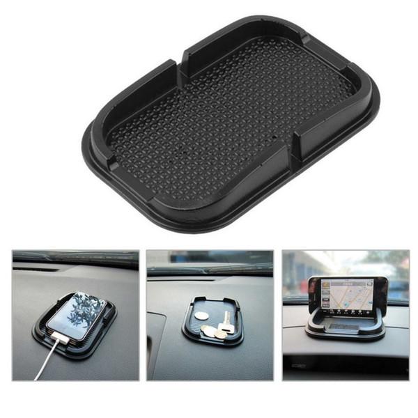 Evrensel Araba Yapışkan Ped Telefon Dağı Araba Dashboard kaymaz Mat Çok Fonksiyonlu Smartphone GPS Tutucu kaymaz Mat