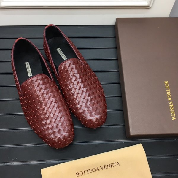 b20 2019 Mens designer shoes Shoe Beautiful Platform Casual Sneakers Luxury Designers Shoes Leather Solid Colors Dress Shoe