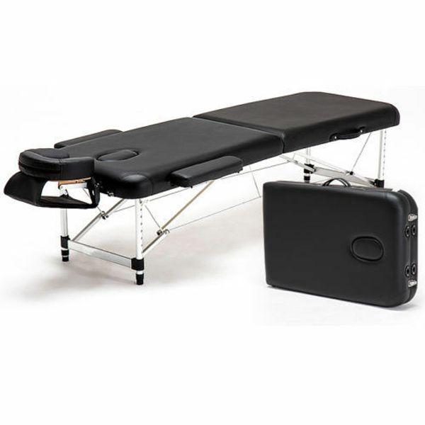 Lettino Da Massaggio Portatile In Alluminio.Acquista Tatuaggio Lettino Massaggi Portatile In Alluminio Con