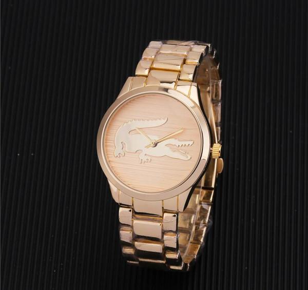 Ultra mince rose or femme hommes diamant fleur montres marque luxe infirmière dames robes femelle boucle déployante montre-bracelet cadeaux pour les filles