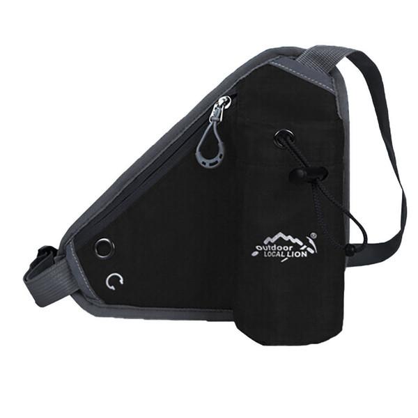 bags women canvas Unisex Messenger Bag Multifunction Bags Travel Purse Sport Chest Package sac main femme#G10