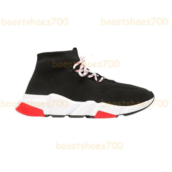 #16 Low Black Red