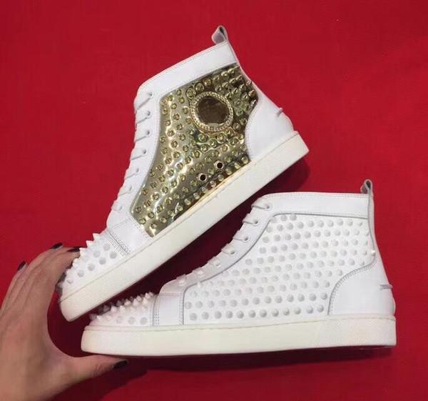6c1b049bb christian louboutin CL phone photo 1:1 Original Red Bottom Shoes Mens  Womens Designer Luxury