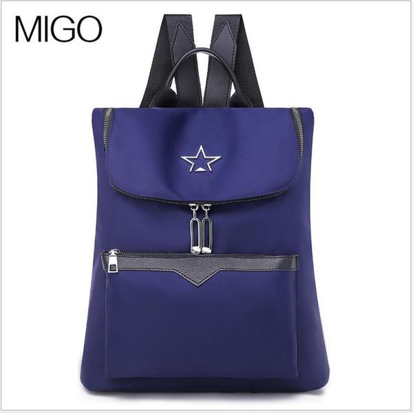Borse famose del sacchetto di stile dello zaino di marca delle donne di modo per le borse di lusso del progettista delle borse di spalla delle donne del sacchetto di scuola delle ragazze