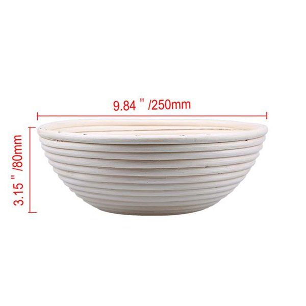 Rond / 250x80mm