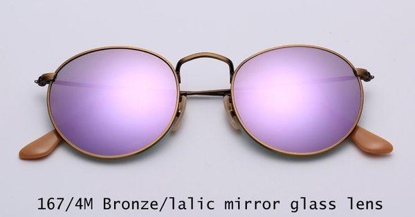167 / 4M bronze / lalic spiegellinse