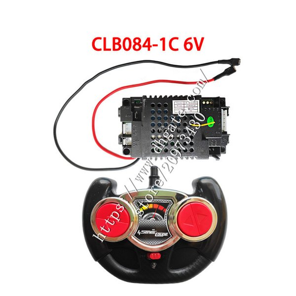 CLB084-1C 6V and RC