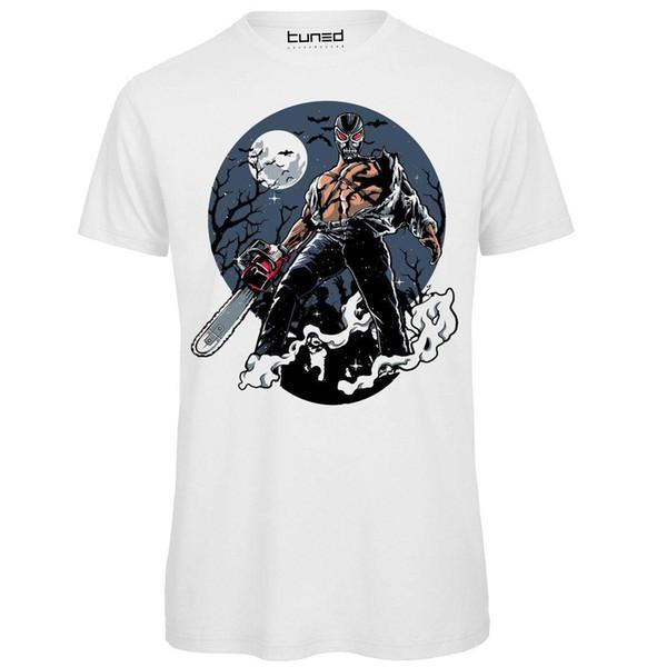 newest e0f0c 63646 T Shirt Divertente Uomo Maglietta Cotone Con Stampa Film Horror Evil Night  Tuned T Shirts Sites Shirt Tees From Yubin01, $14.67  DHgate.Com