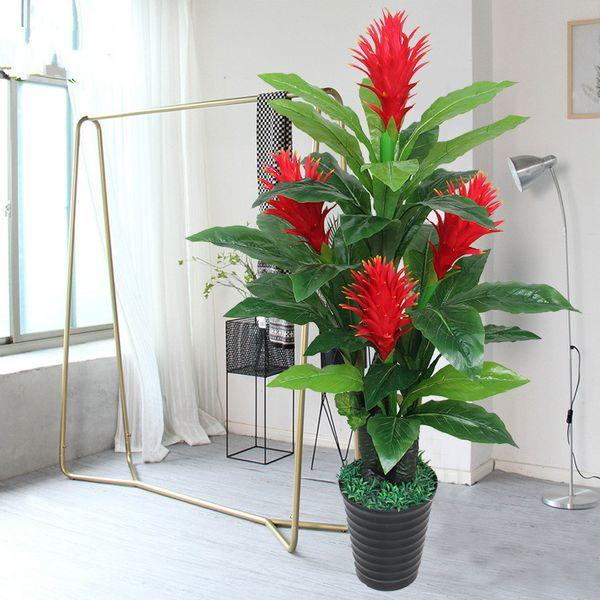 piante artificiali 160cm albero buono fortuna decorazione della casa verde pianta alberi artificiali per la decorazione domestica piante di casa bonsai