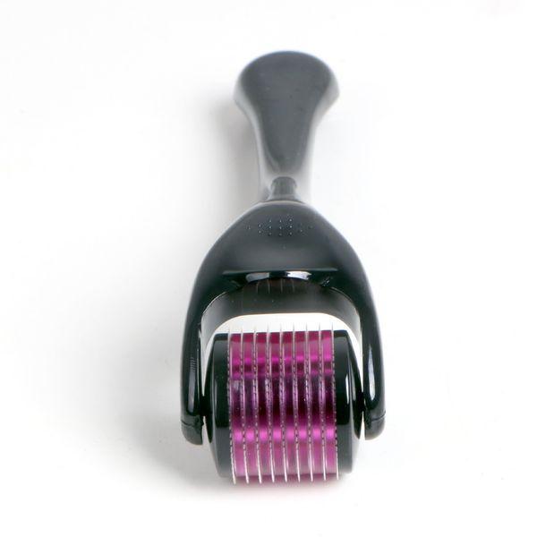 360 degree rotating micro derma roller kin rejuvenation y tem microneedle roller pen kin beauty titanium microroller wrinkle mooth