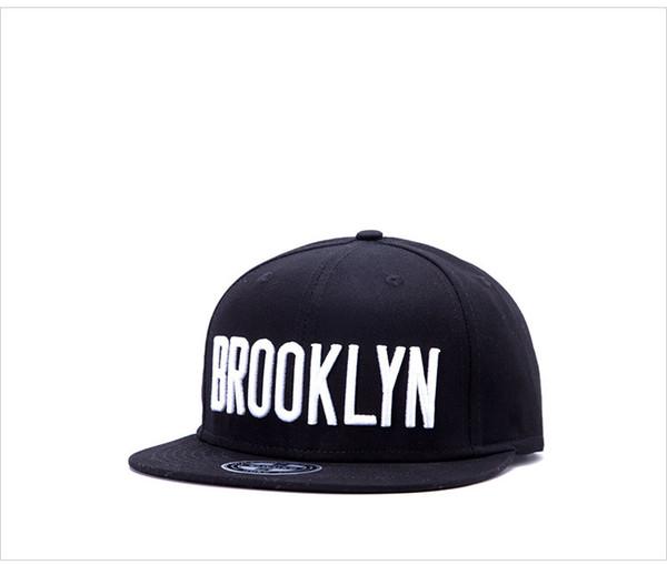New European and American Hot Street Dance Flat Hat Men's Skateboard Baseball Cap Alphabet Embroidered Hat Wholesale