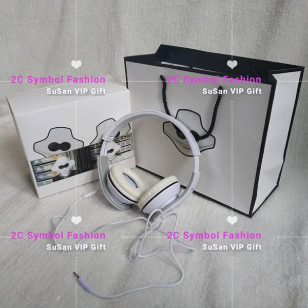 Cadeau CC VIP pour casque avec prise en charge des casques mode smartphones