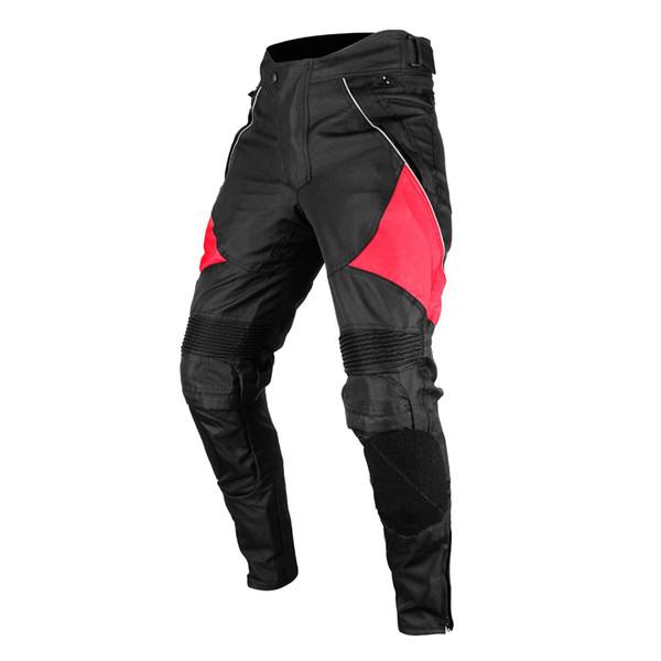DUHAN DK-06 Printemps Eté Automne moto pantalon de course imperméable pantalon de motocross pantalon de course tout-terrain équipement de protection