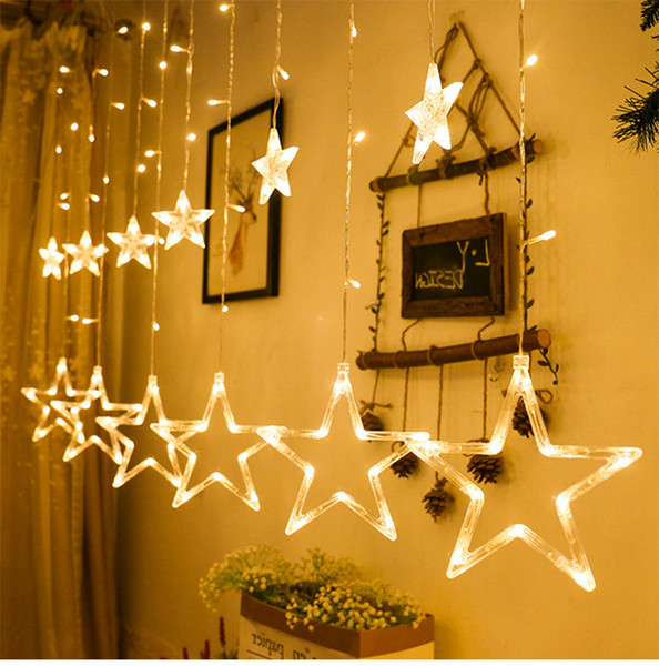 Christmas Day Special Offer LED Star Light Lights String Battery Pictures  Decorate The Room Decorate Decorative Lights Home Christmas Decorating Home  ...