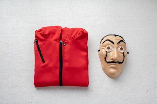 dali 1th Mask+costumes