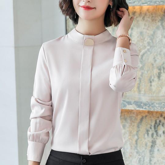 apricot shirt