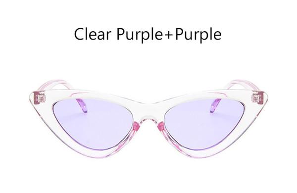 Ясно, Фиолетовый