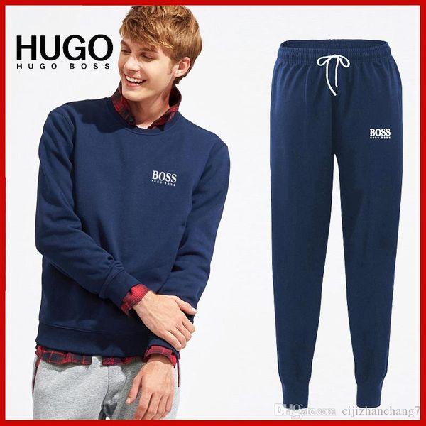 Sweatshirts Sweat Suit Mens Hoodies Brand Clothing Men's Tracksuits Jackets Sportswear Sets Jogging Suits Hoodies Men