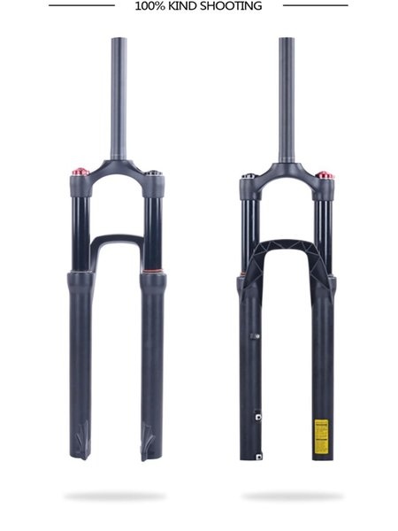 Aluminum alloy bicycle fork 29er 27.5er QR not carbon mtb fork 29 rigid carbon fork full suspension for carbon bicycle