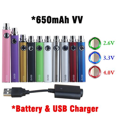 Cargador USB 650 mAh VV