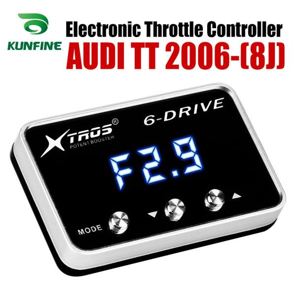 Auto acceleratore elettronico di controllo corsa acceleratore Booster potente per l'AUDI TT 2006 2007 2008 2009 2010 2011 (8J) Sintonia componenti accessori